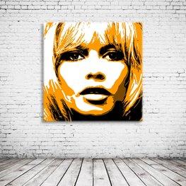 Brigitte Bardot Art