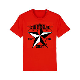 T-shirt The Mudgang Red