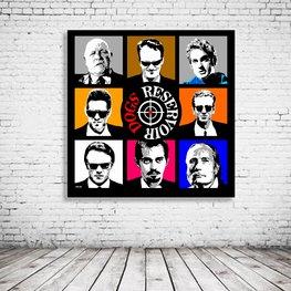 Reservoir Dogs Art