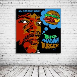 Kahuna Burger Pop Art