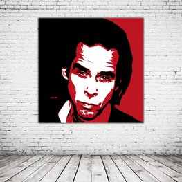 Nick Cave Pop Art