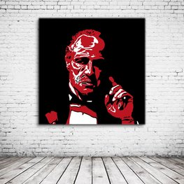 The Godfather Pop Art