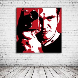 Quentin Tarantino Pop Art