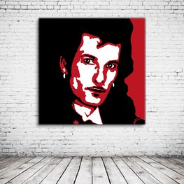 Mink Deville Pop Art