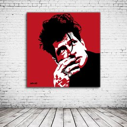 Herman Brood Pop Art