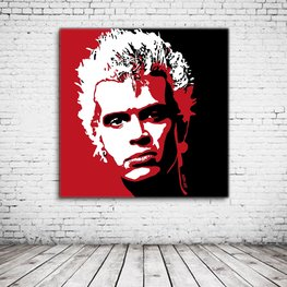 Billy Idol Pop Art