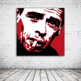Jacques Brel Pop Art
