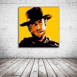 Clint Eastwood Pop Art