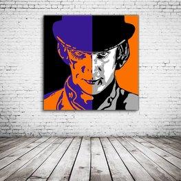 A Clockwork Orange Pop Art