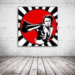 Dirty Harry Pop Art