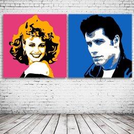 Grease Duo Art