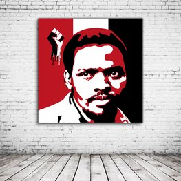 Steven Biko Pop Art