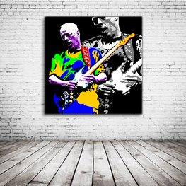 David Gilmour Pop Art