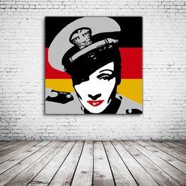 Marlène Dietrich Pop Art