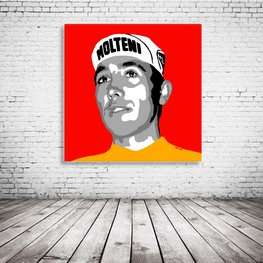 Eddy Merckx Pop Art