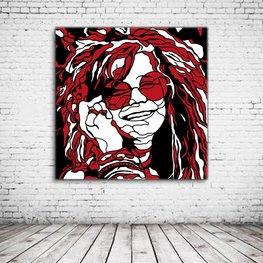 Janis Joplin  Pop Art