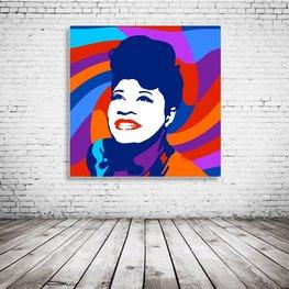 Ella Fitzgerald Pop Art