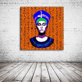 Nefertiti Art
