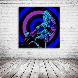 James Hetfield Pop Art