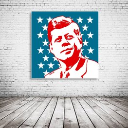 John F. Kennedy Pop Art