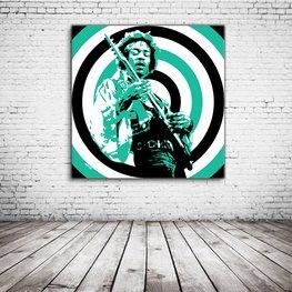 Pop Art Jimi Hendrix