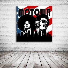 Motown Pop Art