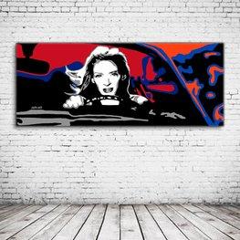 Kill Bill Pop Art