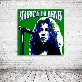 Pop Art Robert Plant