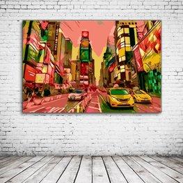 Time Square Art