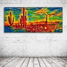 Arizona Desert Art
