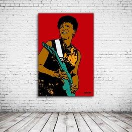 Barbara Lynn Pop Art