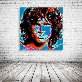 Jim Morrison Art