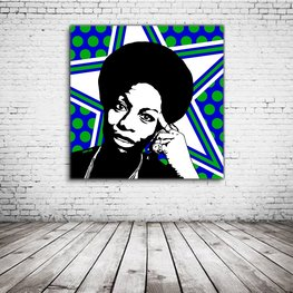 Pop Art Nina Simone