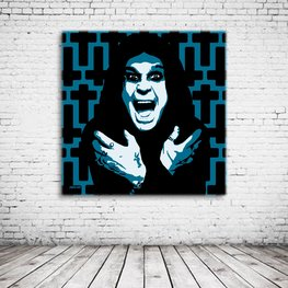 Pop Art Ozzy Osbourne