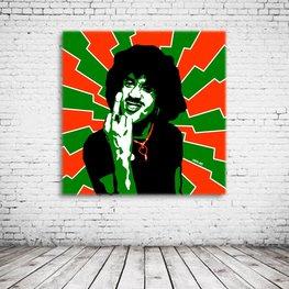 Phil Lynott Pop Art