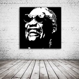 Pop Art Ray Charles