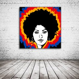 Pop Art Pam Grier