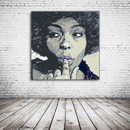 Roberta Flack Art