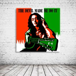 Pop Art Rory Gallagher