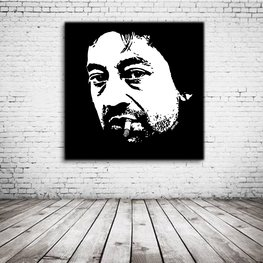 Pop Art Serge Gainsbourg