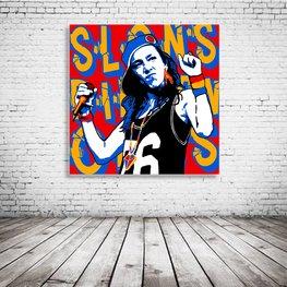 Slons Dievanongs Pop Art