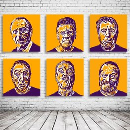 Monty Python Art