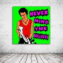Sid Vicious Pop Art