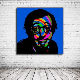 Pop Art Woody Allen