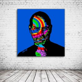 Steve Jobs Pop Art