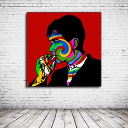 Pop Art Tommy Shelby Peaky Blinders