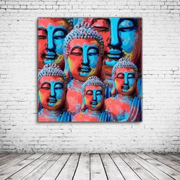 Buddha Pop Art