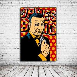 James Bond Pop Art