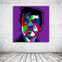 Pop Art Elvis Presley