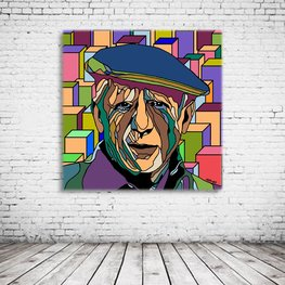 Pablo Picasso Pop Art